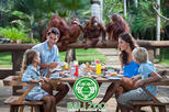Cosmo Bali Tours Breakfast with Orangutan at Bali Zoo with Transfer