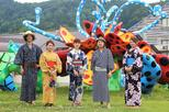 Yukata Experience -Enjoy Echigo-Tsumari Art Triennale with a Yukata Package