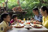 Jungle Breakfast with Orangutans at Singapore Zoo with Return Transfers
