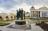 A quick Skopje in 3 hours tour
