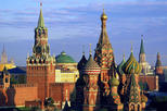 Best of Moscow private walking tour