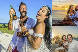 Los Roques Wedding - Vows Renewal Ceremony with Photo Shoot