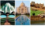 09 Days Magnificent Golden Triangle with Varanasi and Khajuraho