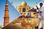 04 Nights 05-Days Luxury Golden Triangle Tour from Delhi