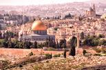 Bethlehem and Jerusalem Day Biblical Tour from Tel Aviv