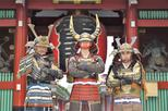 Be a Samurai in Tokyo!! (New open special price 9800yen discounted to 7000yen)