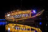 Dubai Dhow Dinner  2 way transfers in Private Vehicle