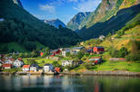 Norway Roundtrip: Bergen to Bergen with guide