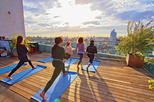 NYC Rooftop Yoga