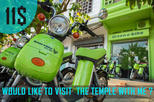 ANGKOR TEMPLES BY E-BIKE - Eco-friendly way to visit the archeological area
