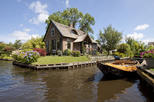 Private Day Trip from Amsterdam to Giethoorn including boat tour