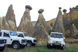 Cappadocia Half Day Jeep Safari with Lunch