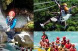 Rafting Canyoning and Zipline Adventure from Belek