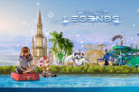 The Land of Legends Theme Park (Ticket Only)