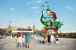 Any Park in Dubai Parks and Resorts with Private Transfers