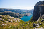 Stavanger Shore Excursion: Waterfalls, Caves and Rock Tour By Sea