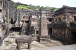 Private Full day Ajanta and Ellora Caves Tour with Guide and Transfer