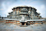 Private Tour: Ancient Temples of Belur, Halebid, Shravanabelagola from Bangalore