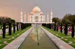 2-Day Taj Mahal Sunrise and Agra Tour by Superfast Train