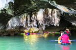Hong by Starlight Including Sea Cave Kayaking and Loy Krathong Floating from Phuket