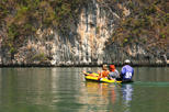 Small-Group Sea Kayaking at Ao Thalane Bay from Krabi