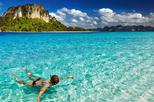 Snorkeling and Sunset Tour at Hong Island and The Four Islands from Krabi