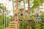 Zipline Adventures in Krabi Fun Park with Optional Activities