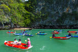 Phang Nga Bay Day Trip Kayak with Snorkeling Option from Phuket