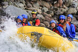 Full-Day Cheakamus Rafting and Sea to Sky Gondola Combo from Vancouver