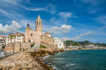Tarragona Roman City and Sitges Mediterranean Village Full-Day Tour