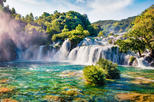 Europe - Croatia: Krka Waterfalls and Sibenik Tour from Split or Trogir