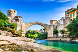 Europe - Croatia: Mostar and Kravica Waterfall Small-Group Tour from Split or Trogir