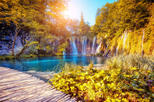 Europe - Croatia: Plitvice Lakes National Park Tour from Split or Trogir