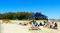 Kayak and Snorkeling Day Trip From the Gold Coast Including South Stradbroke and Wave Break Island,...
