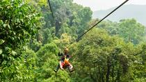 Zipline and Abseiling Adventure from Chiang Mai, Chiang Mai, Ziplines