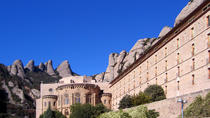 Barcelona Highlights and Montserrat with Cog Wheel Train Guided Day Tour, Barcelona, Hop-on Hop-off ...