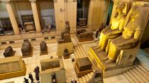 Pyramids of Giza Egyptian Museum Sphinx and Khan El Khalili Bazaar, Cairo, Day Trips
