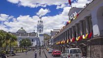 Quito Old Town Tour with Gondola Ride and Visit to the Equador, Quito