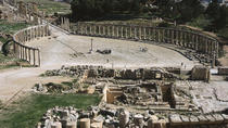 The North Tour of Jordan Jerash Ajloun Castle and Um Qais , Amman, Day Trips