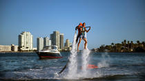 Sport Boat Transportation to an island and 25 min Jetpack Session, Miami, Other Water Sports