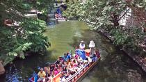 San Antonio River Walk Cruise Hop-On Hop-Off Tour and The Battle For Texas Show, San Antonio, ...