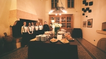 Small-Group Cooking Class and Villa Mosconi Bertani Estate Visit, Verona, Cooking Classes