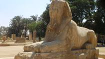 Private Guided Day Tour to Memphis Saqqara and Giza from Cairo with Lunch, Cairo, Private...