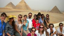Private Guided Day Trip Egyptian Museum Giza Pyramids and Nile River in Cairo, Cairo, Private ...