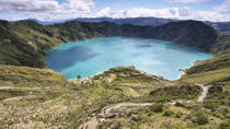 Antisana and Quilotoa Overnight Tour from Quito, Quito, Overnight Tours