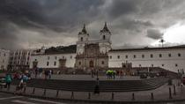 Quito City Sightseeing and Middle of the World Monument, Quito