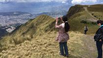 Quito City Tour Including Teleférico and Horse Ride Pichincha Volcano Tour, Quito, Full-day ...