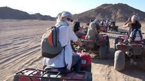 Small Group Quad Trip in the Sahara From Hurghada, Hurghada, 4WD, ATV & Off-Road Tours