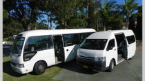 Sydney Arrival Shuttle: Airport to Sydney CBD or Overseas Passenger Terminal, Sydney, Airport & ...