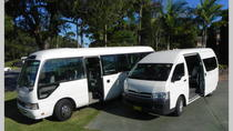 Sydney Arrival Shuttle: Airport to Sydney City or Overseas Passenger Terminal, Sydney, Airport & ...